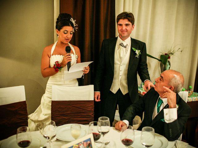 La boda de David y Sonia en La Carolina, Jaén 42