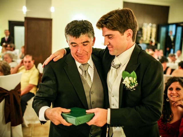 La boda de David y Sonia en La Carolina, Jaén 47