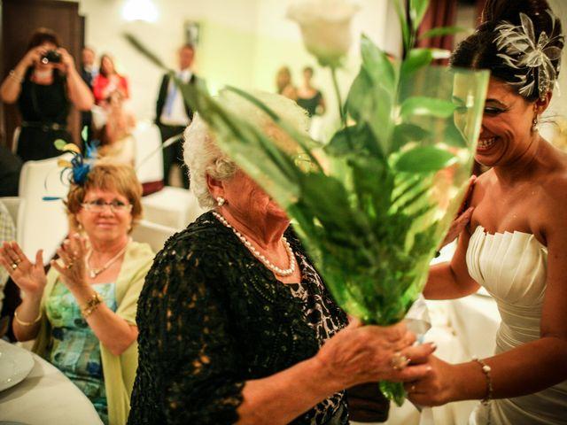 La boda de David y Sonia en La Carolina, Jaén 49