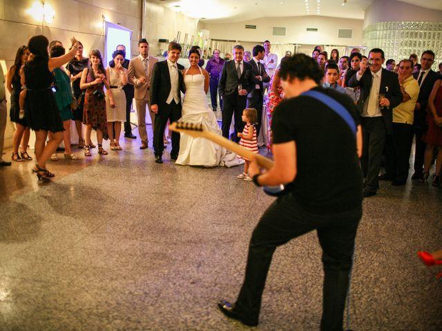 La boda de David y Sonia en La Carolina, Jaén 53