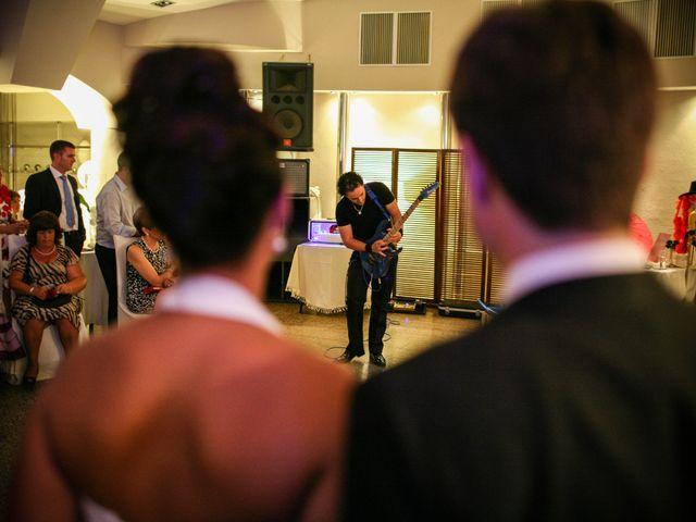 La boda de David y Sonia en La Carolina, Jaén 54