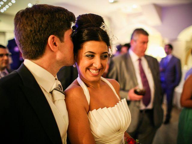 La boda de David y Sonia en La Carolina, Jaén 55