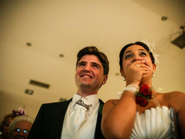 La boda de David y Sonia en La Carolina, Jaén 58
