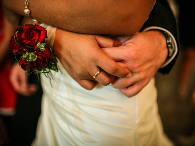 La boda de David y Sonia en La Carolina, Jaén 59