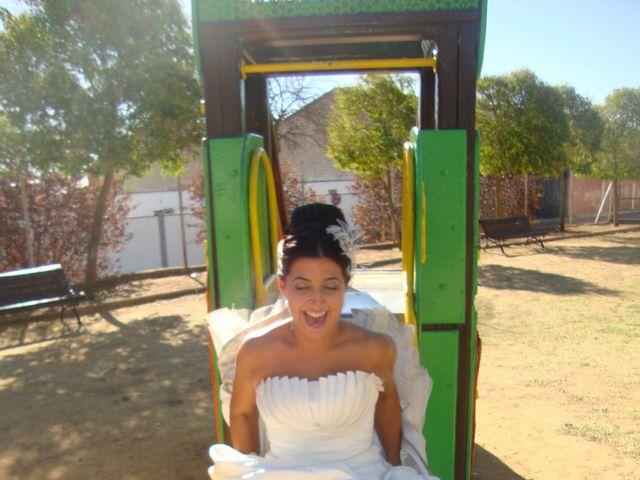 La boda de David y Sonia en La Carolina, Jaén 73