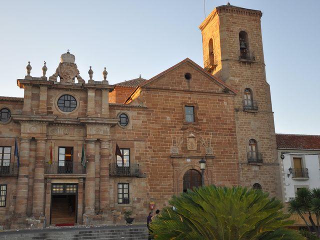 La boda de David y Sonia en La Carolina, Jaén 74