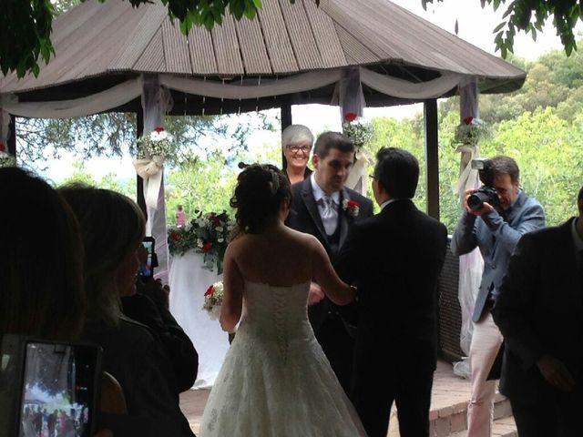 La boda de Jose Antonio y Sandra  en Llinars Del Valles, Barcelona 1