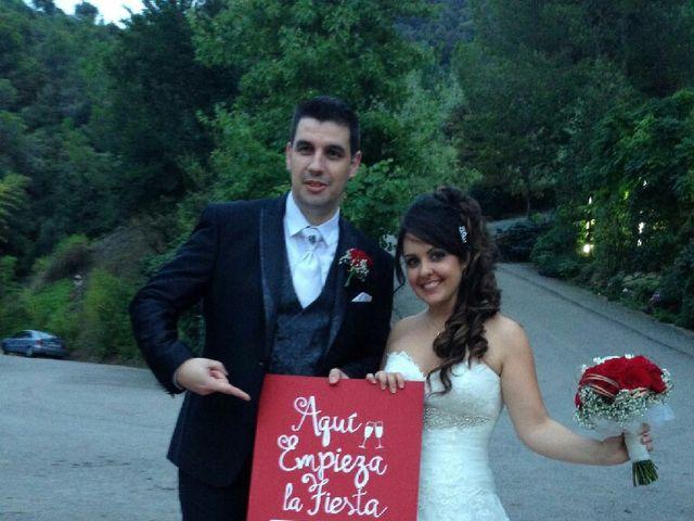 La boda de Jose Antonio y Sandra  en Llinars Del Valles, Barcelona 2