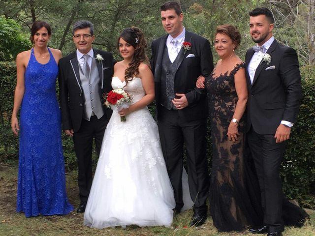 La boda de Sandra  y Jose Antonio
