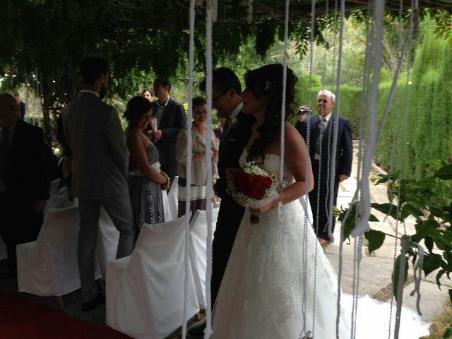 La boda de Jose Antonio y Sandra  en Llinars Del Valles, Barcelona 3