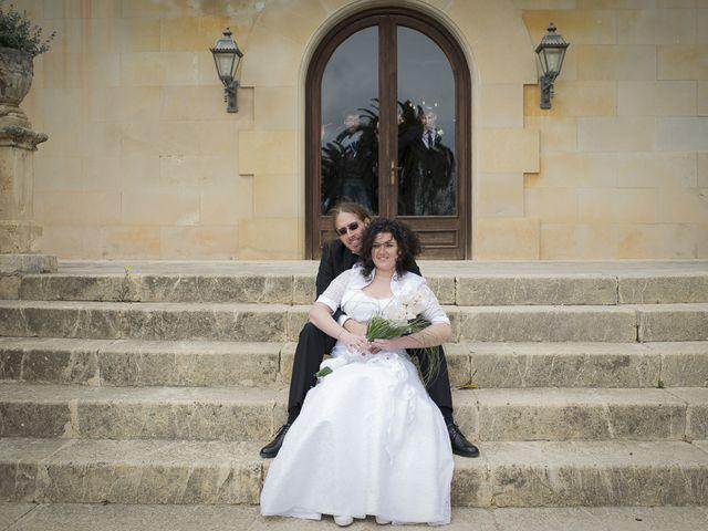 La boda de Lara y Josep Lluis