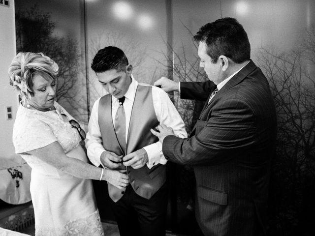 La boda de Adrián y Vanessa en Alacant/alicante, Alicante 9