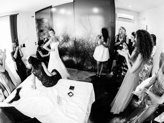 La boda de Adrián y Vanessa en Alacant/alicante, Alicante 13