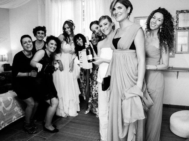 La boda de Adrián y Vanessa en Alacant/alicante, Alicante 15