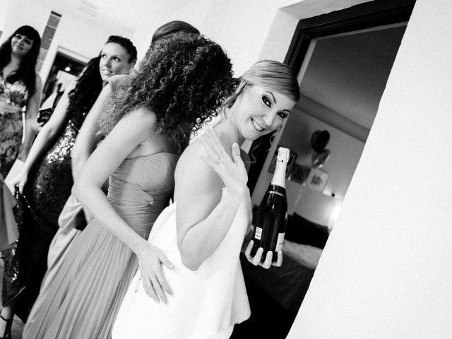 La boda de Adrián y Vanessa en Alacant/alicante, Alicante 16