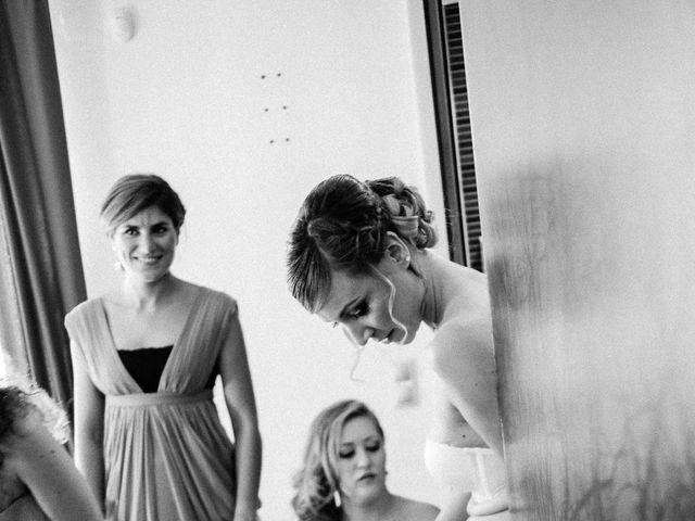 La boda de Adrián y Vanessa en Alacant/alicante, Alicante 17