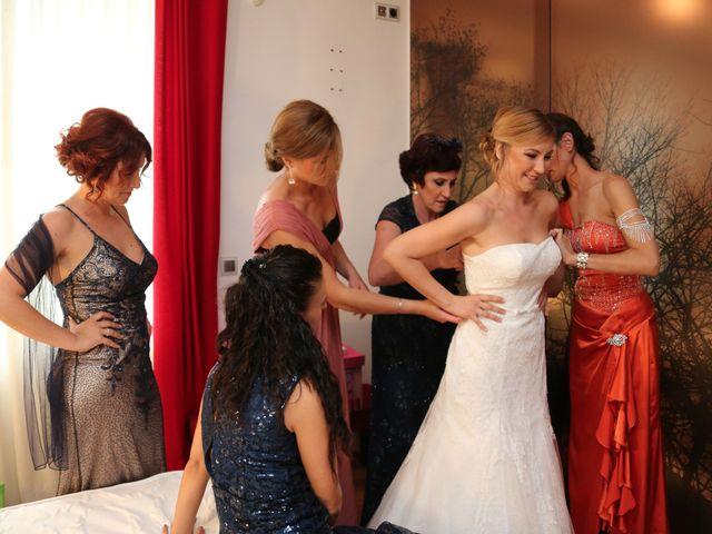 La boda de Adrián y Vanessa en Alacant/alicante, Alicante 23