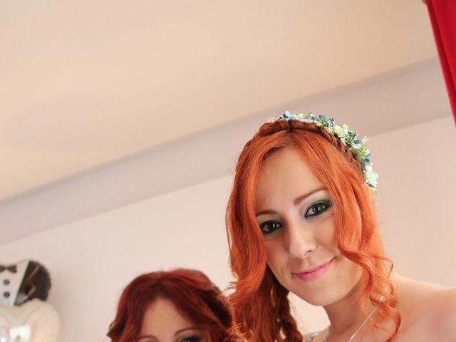 La boda de Adrián y Vanessa en Alacant/alicante, Alicante 24