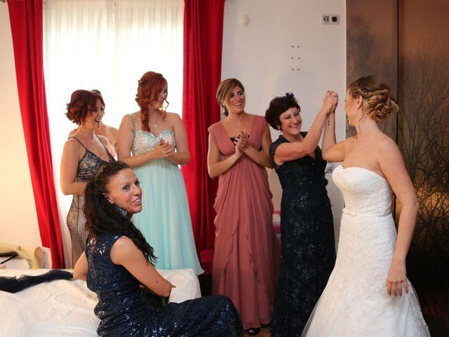 La boda de Adrián y Vanessa en Alacant/alicante, Alicante 25