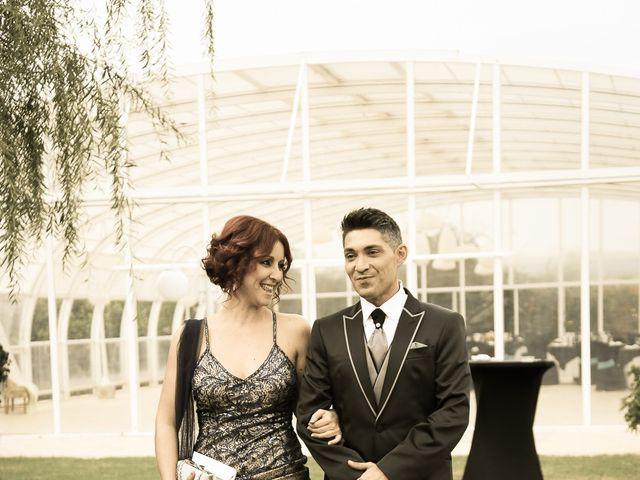 La boda de Adrián y Vanessa en Alacant/alicante, Alicante 33