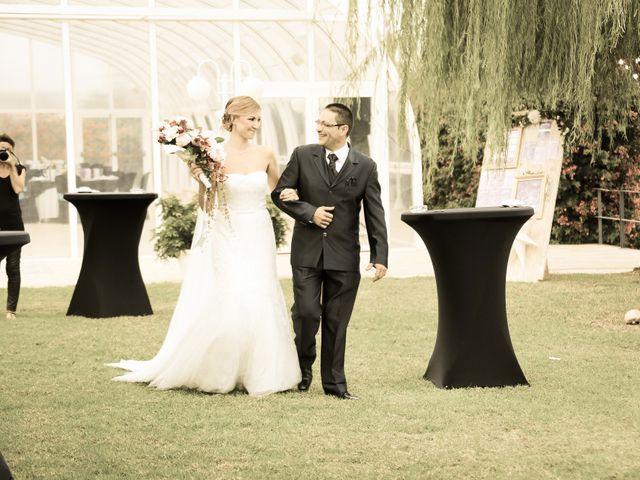 La boda de Adrián y Vanessa en Alacant/alicante, Alicante 34