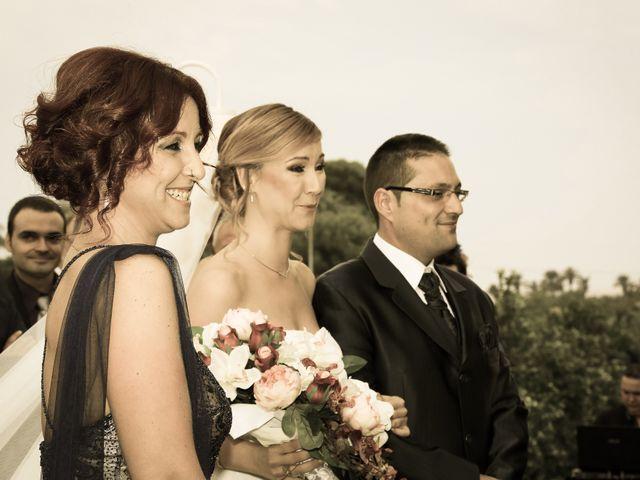 La boda de Adrián y Vanessa en Alacant/alicante, Alicante 36