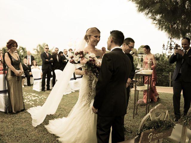 La boda de Adrián y Vanessa en Alacant/alicante, Alicante 38