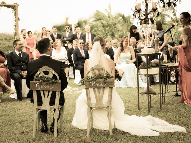 La boda de Adrián y Vanessa en Alacant/alicante, Alicante 39