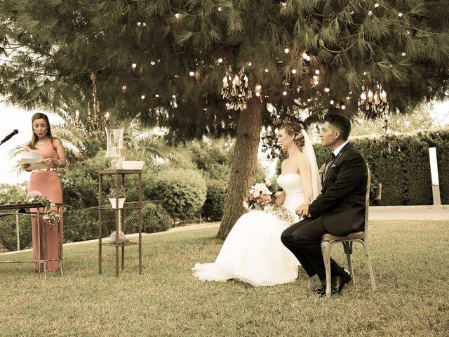 La boda de Adrián y Vanessa en Alacant/alicante, Alicante 41