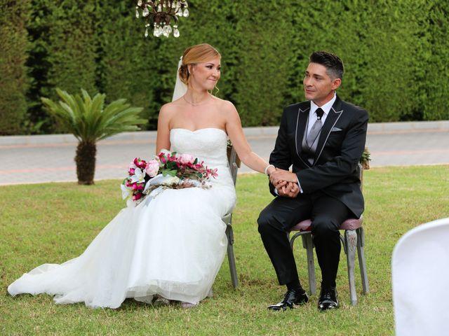 La boda de Adrián y Vanessa en Alacant/alicante, Alicante 45