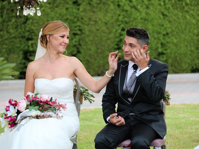 La boda de Adrián y Vanessa en Alacant/alicante, Alicante 46