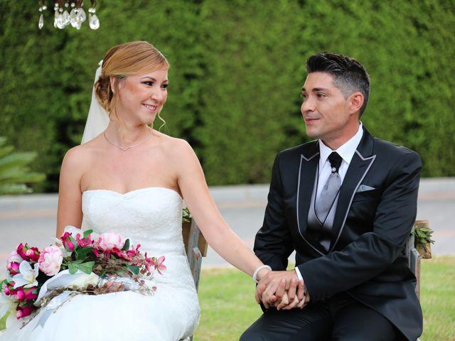 La boda de Adrián y Vanessa en Alacant/alicante, Alicante 47