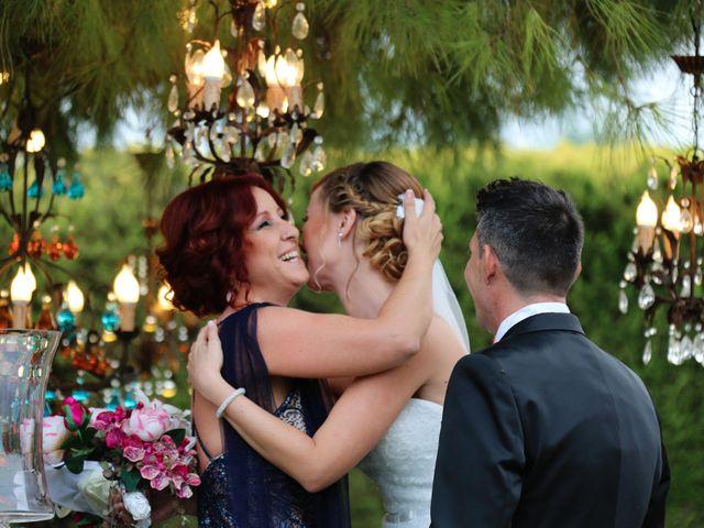 La boda de Adrián y Vanessa en Alacant/alicante, Alicante 48