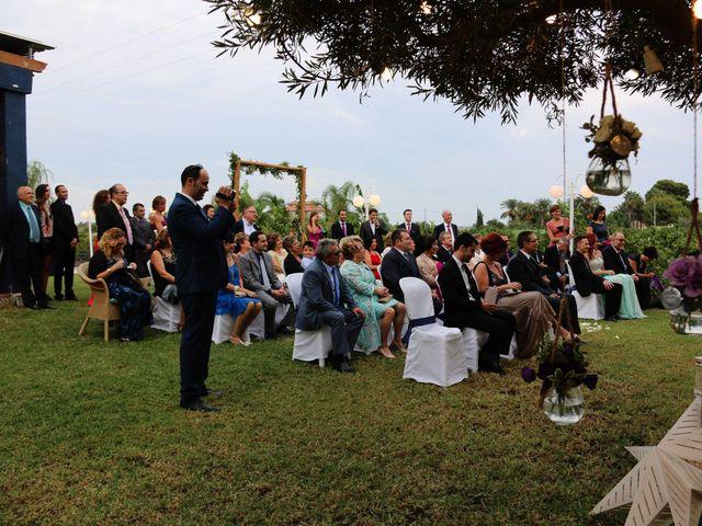 La boda de Adrián y Vanessa en Alacant/alicante, Alicante 50