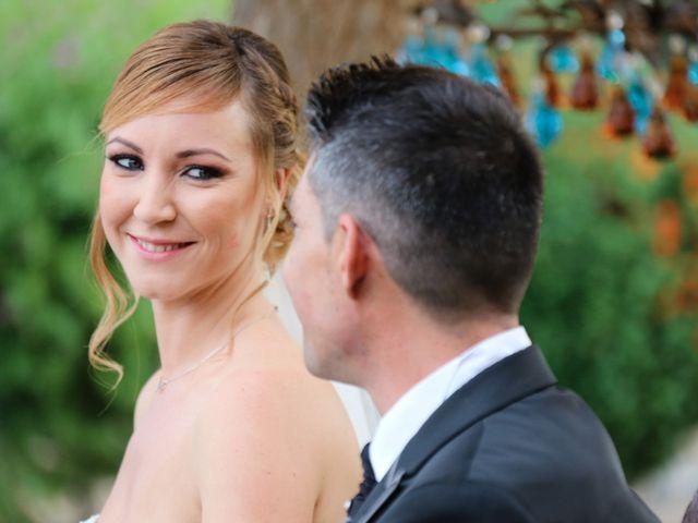 La boda de Adrián y Vanessa en Alacant/alicante, Alicante 51