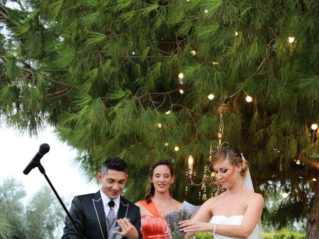 La boda de Adrián y Vanessa en Alacant/alicante, Alicante 53