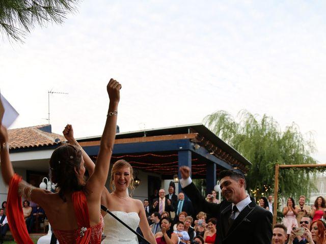 La boda de Adrián y Vanessa en Alacant/alicante, Alicante 59