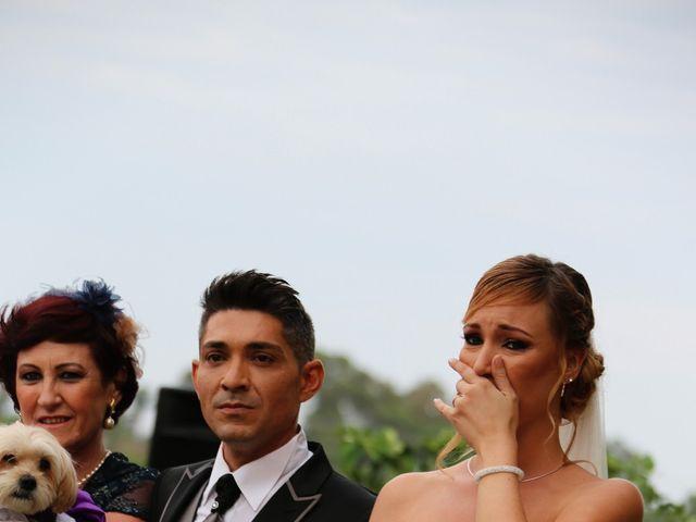 La boda de Adrián y Vanessa en Alacant/alicante, Alicante 60