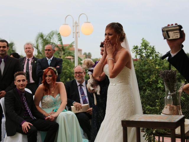 La boda de Adrián y Vanessa en Alacant/alicante, Alicante 62