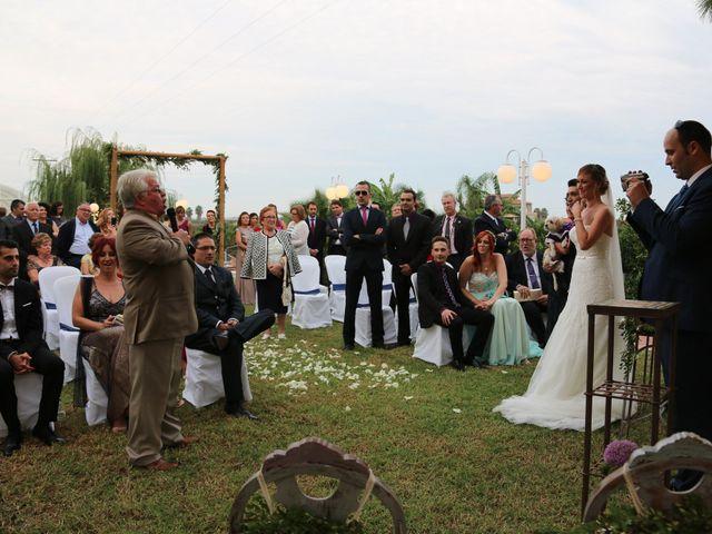La boda de Adrián y Vanessa en Alacant/alicante, Alicante 63
