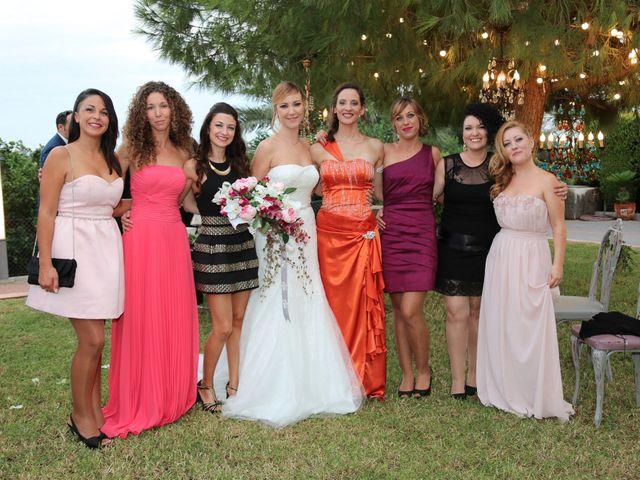 La boda de Adrián y Vanessa en Alacant/alicante, Alicante 67