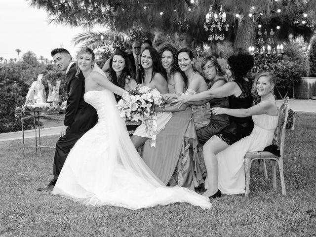 La boda de Adrián y Vanessa en Alacant/alicante, Alicante 68