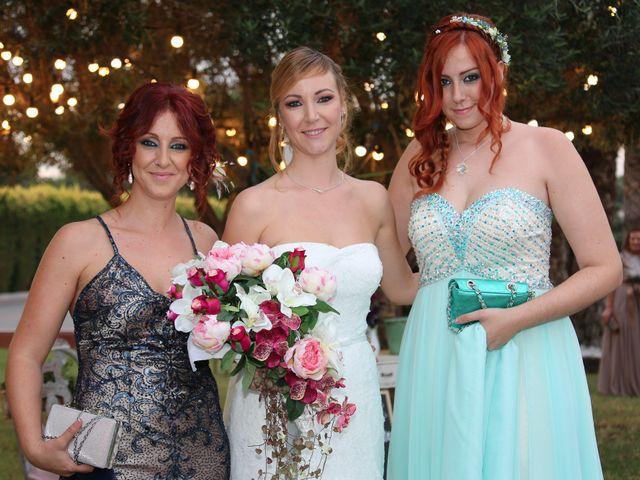 La boda de Adrián y Vanessa en Alacant/alicante, Alicante 71