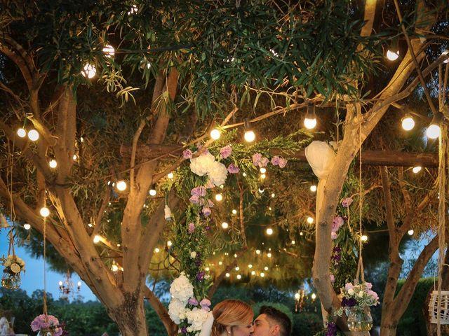 La boda de Adrián y Vanessa en Alacant/alicante, Alicante 77