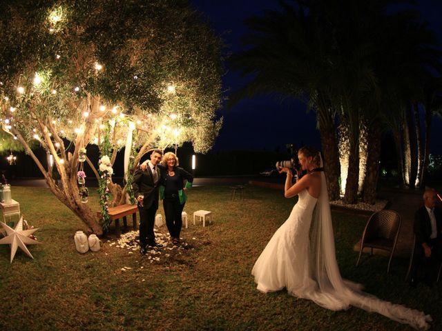 La boda de Adrián y Vanessa en Alacant/alicante, Alicante 78