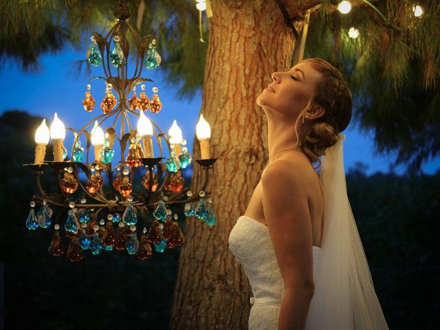La boda de Adrián y Vanessa en Alacant/alicante, Alicante 79