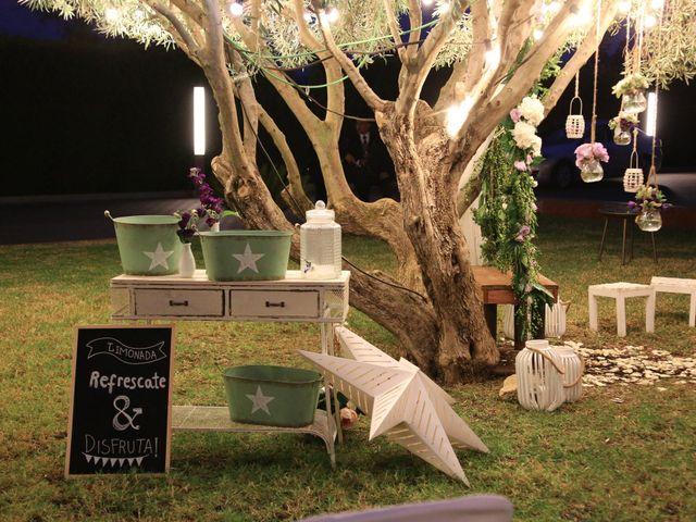 La boda de Adrián y Vanessa en Alacant/alicante, Alicante 84