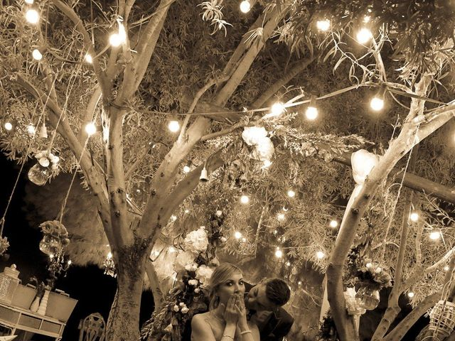 La boda de Adrián y Vanessa en Alacant/alicante, Alicante 85