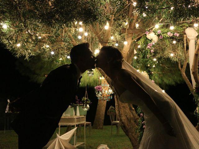 La boda de Adrián y Vanessa en Alacant/alicante, Alicante 88