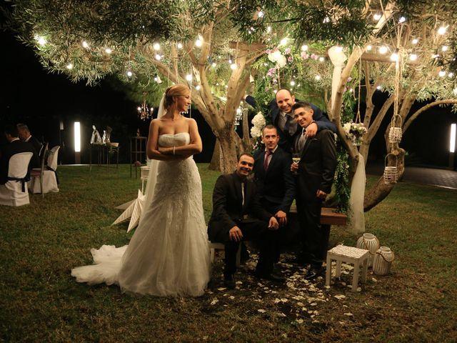 La boda de Adrián y Vanessa en Alacant/alicante, Alicante 90